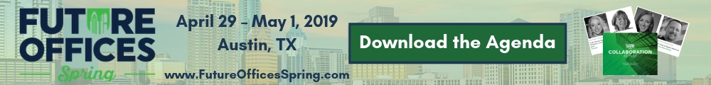 2019-04 IQPC Future Offices Spring-Austin