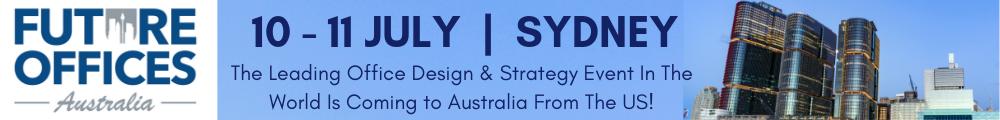 2019-07 IQPC Future Offices Australia – Sydney