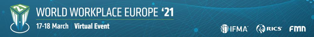 2021-03 IFMA World Workplace Europe '21