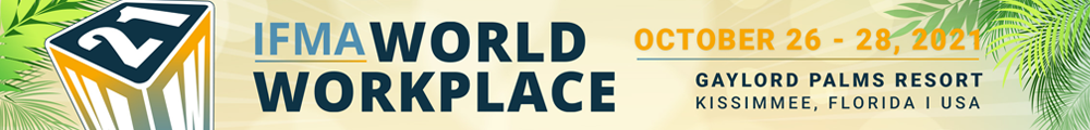 2021-10 IFMA World Workplace 2021